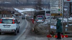 Unfallfahrer von Südtirol bleibt in Untersuchungshaft