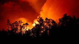 Erdbeben auf Hawaii erschüttert Vulkan Kilauea