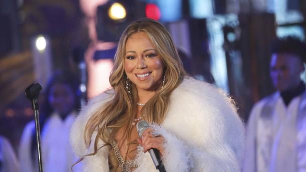Mariah Careys Weihnachtswunsch wurde erfüllt