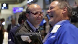 Dow Jones winkt positive Wochenbilanz