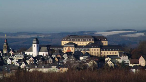 Studium f r die bundesbank bankenw chter im barockschloss for Design studium frankfurt