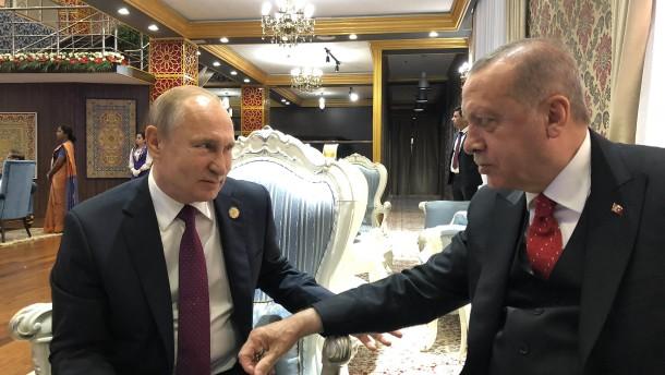 Ein neuer Zar, ein neuer Sultan?