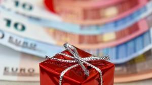 Weihnachtsgeld auch vom Wohnort abhängig
