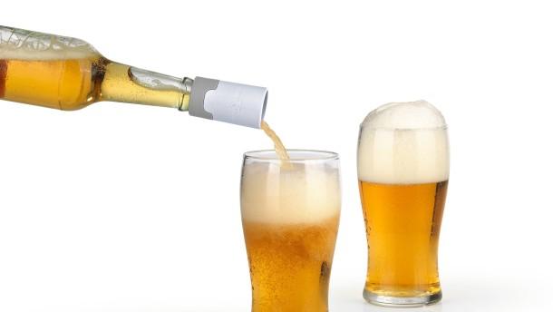 Mit dem Taste Hero soll Flaschenbier wie frisch gezapft schmecken