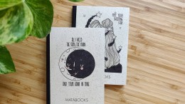 Matabooks stellt vegane Bücher her