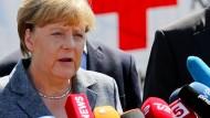 Merkel verspricht mehr Geld für Flüchtlinge - ob es reicht?