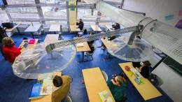 Eingeschränkter Präsenzbetrieb an 3700 Schulen