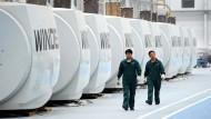 Die Werkbank der Welt exportiert ihre Probleme