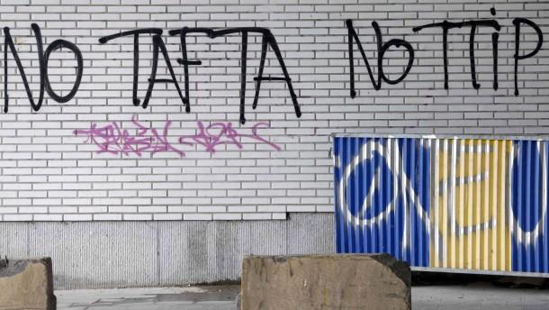 EU will Dokumente über TTIP-Verhandlungen veröffentlichen