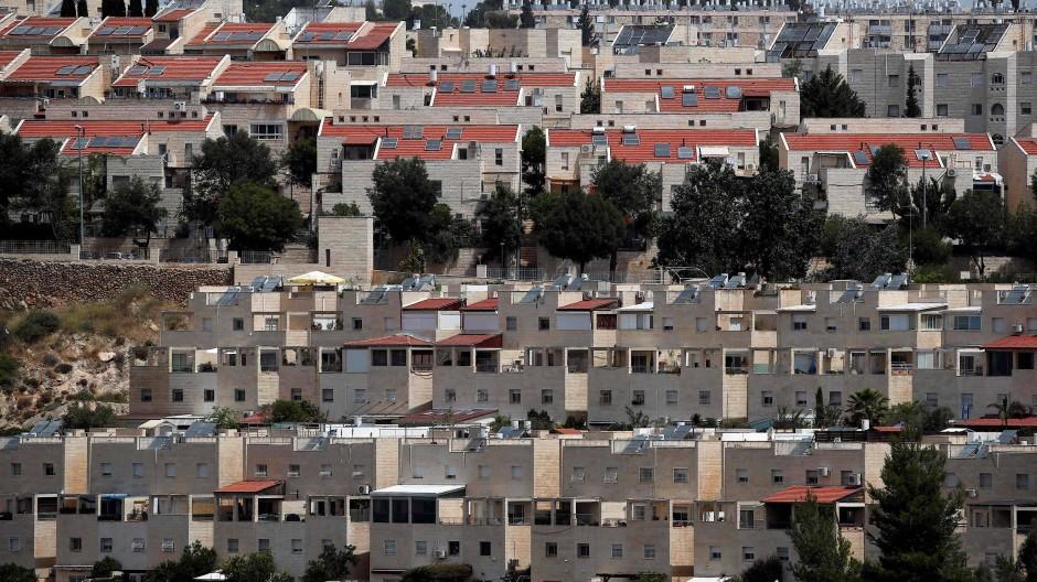 Neubauten sollen einen alten Besitzanspruch durchsetzen: Die jüdische Siedlung Gilo im Ostteil von Jerusalem.