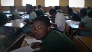 Südafrikas verlorene Schüler