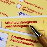 Krankschreibung geprellt Krankschreibung translation