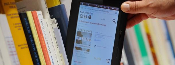 """Einmal etwas veröffentlichen - und wenn es """"nur"""" digital ist: Die Motivation vieler Selfpublisher."""