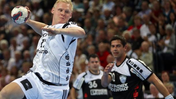 Zwanzigster Titel für THW Kiel