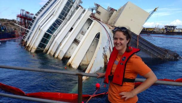 Mein Abenteuer mit der Costa Concordia