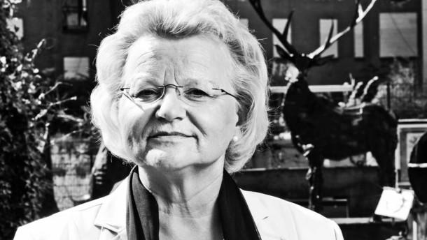 Mechthild Dyckmans -  die hessische FDP Politikerin und ehemalige Richterin am hessischen Verwaltungsgerichtshof arbeitet als Drogenbeauftrage der Bundesregierung in Berlin