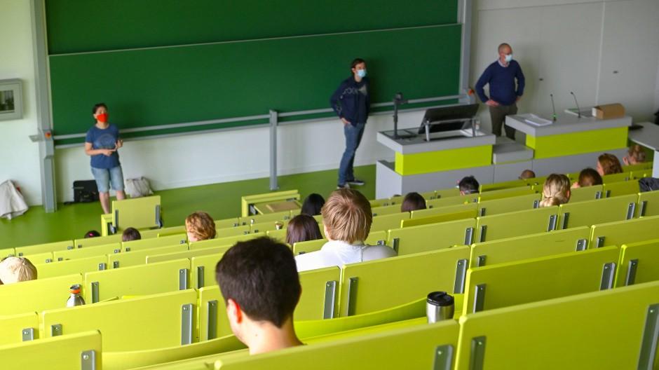 Was verbessert die Lehre nachhaltig? Die Pandemie hat neue Methoden ins Spiel gebracht