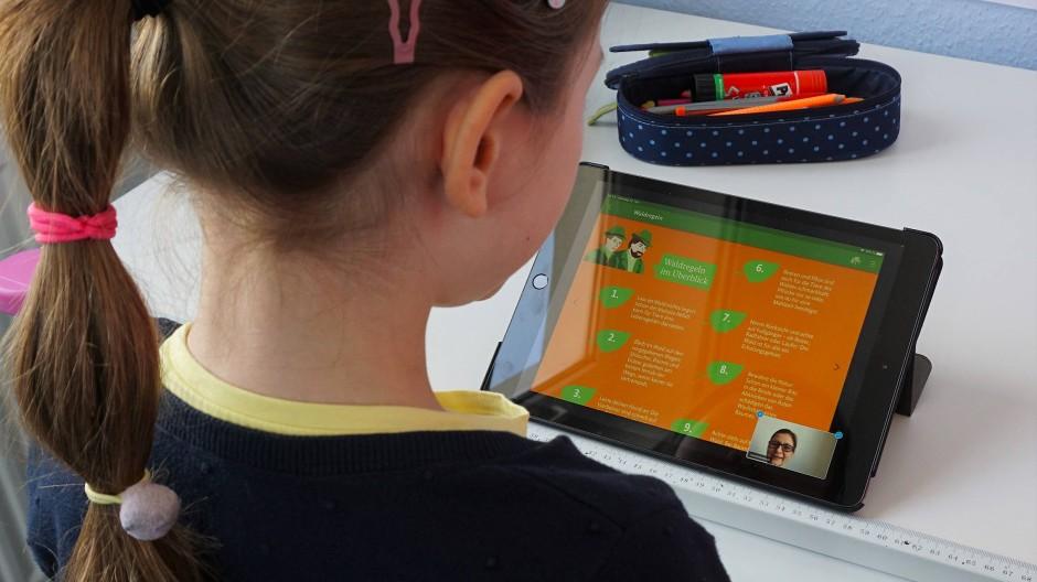 """Pandemiebedingt auch online: Eins-zu-eins-Leseförderung von """"Mentor"""""""