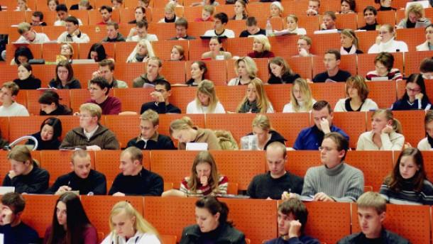 """Hochschulverband warnt vor """"Einheitsschema"""""""