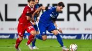 Paderborn bleibt im Tabellenkeller