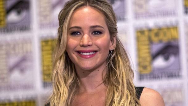 Jennifer Lawrence sahnt ab