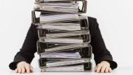 Arbeitnehmer gestresster als noch vor fünf Jahren
