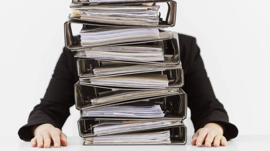 Unterbesetzung im Team führt häufig zu Überlastung im Job.
