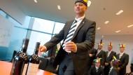 Die Jecken sind wieder los - auch in Deutschlands Büros wird gefeiert