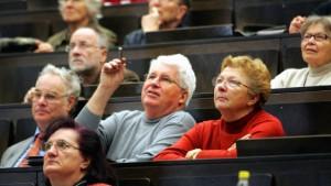 Generationenkonflikte im Hörsaal
