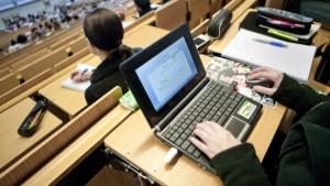 Last-Minute-Studienplätze aus dem Internet