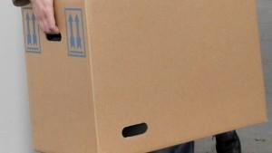 Möbelpackerin mit 1,42 Meter
