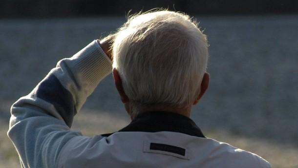 Abkürzung in den Ruhestand
