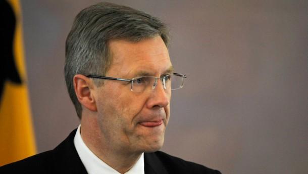 Planspiele für Wulffs Rücktritt