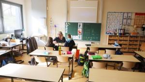 Grundschulen leiden besonders