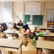 An dieser Grundschule in Thüringen fiel wegen Personalnot eine Woche lang der Unterricht aus.