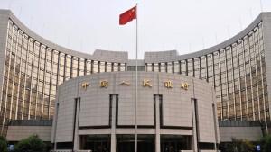 Chinas Finanzsystem schwächelt