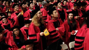 Class Of 2009 Graduates From Harvard University