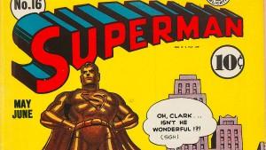Nabokovs Liebesverbot für Superman