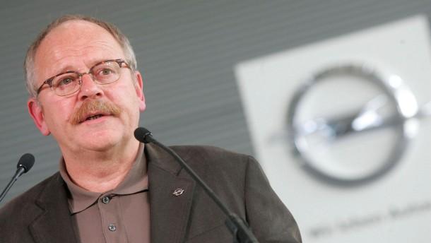 Betriebsratschef Franz hört auf