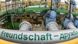 Sauberes Öl fließt wieder nach Deutschland