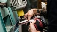 Sneaker Rescue verringert den ökologischen Fußabdruck.