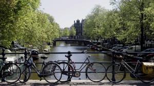 Amsterdamer Eisschmelze