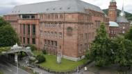 Imposanter Anblick: Die Freiburger Albert-Ludwigs-Universität