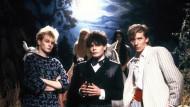 Die drei vom Smurfing-Dienst: Alphaville im Jahr 1984