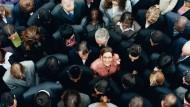 Gute Aussichten: Deutsche Absolventen stehen in Europa derzeit gut da