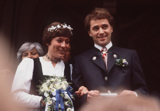 Ameli Neureuther Hochzeit