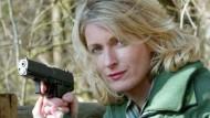 Die Tatort-Kommissarin als Ritterschlag: Maria Furtwängler