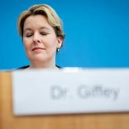 Franziska Giffey wird ihren Doktorgrad nicht weiter führen.