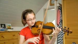 Am liebsten Werke von Paganini und Mozart