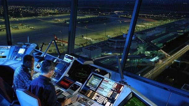 Spiegel Online: Koehler stoppt Privatisierung der Flugsicherung